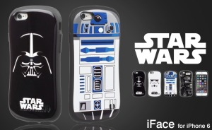 iPhone6専用 STAR WARS iface First Classケース