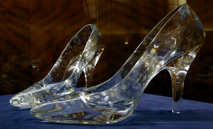 Glass slippers   Flick