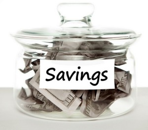 Savings We have made this image available
