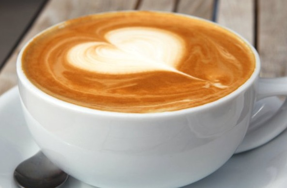 heart latte   heart latte at caffe rosso  calgary   By  thepinkpeppercorn   Flickr